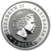 澳洲笑翠鳥銀幣2012 1盎司_14320