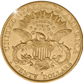 US Liberty Gold Double Eagle $20