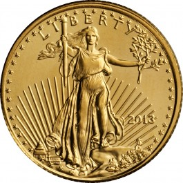 American Gold Eagle 1 oz (Random Year)