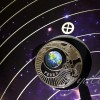 白俄羅斯太陽系統銀幣九枚套裝_4439
