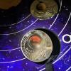 白俄羅斯太陽系統銀幣九枚套裝_4440