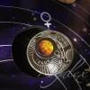 白俄羅斯太陽系統銀幣九枚套裝_4442