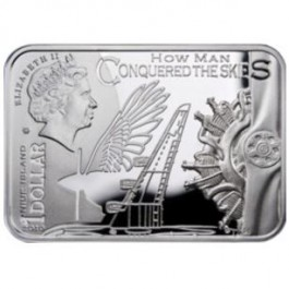 Niue 2010 Glider Proof Silver 1 oz