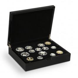 英國2014精鑄銀幣套裝