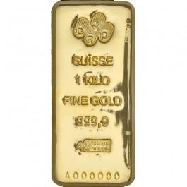 PAMP Gold Bar 1 KG