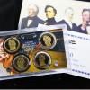 美國2010年總統1元精鑄套裝_16935