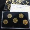 美國50州份鍍金套裝1999年_17003