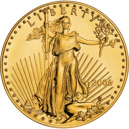 American 2006 Gold Eagle MS69 1 oz