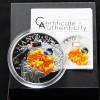庫克群島 2013 納米太空精鑄銀幣1.5盎司_19771