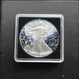 American 2013 Four Seasons Eagle Silver 4 Coin Set
