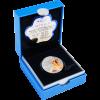 紐埃2014人類最好的朋友系列 - Labrador Retriever 精鑄銀幣 0.6盎司_22402