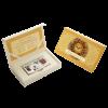 紐埃2014若望保祿二世冊封鍍金精鑄銀幣4盎司_22367