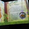 紐埃2014森林寶貝系列 - 野豬精鑄銀幣0.6 盎司_22356