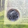 紐埃2014森林寶貝系列 - 野豬精鑄銀幣0.6 盎司_22354