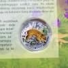紐埃2014森林寶貝系列 - 野豬精鑄銀幣0.6 盎司_22352
