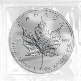 Canada Silver Seal Maple 1 oz