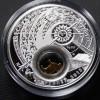 白俄羅斯2013十二星座全套12枚鍍金銀絲精鑄銀幣_24066