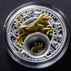 白俄羅斯2013十二星座全套12枚鍍金銀絲精鑄銀幣_24062