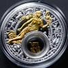 白俄羅斯2013十二星座全套12枚鍍金銀絲精鑄銀幣_24054