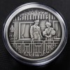 加拿大2014首次皇家出訪75周年精鑄銀幣1盎司_25552