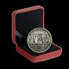 加拿大2014首次皇家出訪75周年精鑄銀幣1盎司_25564