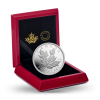 加拿大 2014 楓葉精鑄銀幣5盎司_24371
