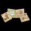 紐埃2014瑜珈熊精鑄銀幣1盎司_23841