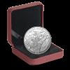 加拿大2014 Nanaboozhoo和雷鳥的巢精鑄銀幣1盎司_25368