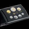 加拿大2014第一次世界大戰的宣言100週年精鑄鍍金銀幣套裝 _24969