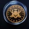 澳門1987兔年生肖金幣1/2盎司_26173