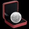 加拿大 2014 噢!加拿大 - 牛仔在洛磯精鑄銀幣1盎司_27260