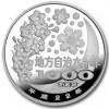 日本2010佐賀縣精鑄銀幣1盎司_26685
