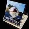 日本2011鳥取縣精鑄銀幣1盎司_26665