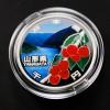 日本2014山形縣精鑄銀幣1盎司_26352
