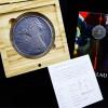 托克勞 2013 亞洲虎高浮雕銀幣5oz_26843