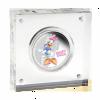 紐埃2014迪士尼米奇與好友系列 - 黛絲彩色精鑄銀幣1盎司_27616