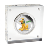 紐埃2014迪士尼米奇與好友系列 - 布魯托彩色精鑄銀幣1盎司_27628