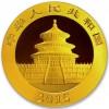 中國2015熊貓金幣1盎司_28540