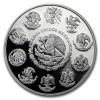 墨西哥2010獨立天使銀幣1盎司_40020