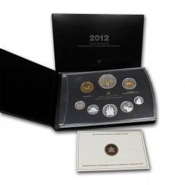 加拿大 2012加元精鑄銀幣套裝