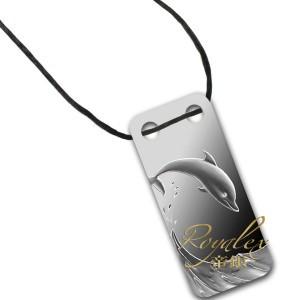 瑞士PAMP海豚銀塊1/5盎司_32020