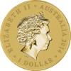 澳洲 2014 聖誕節郵票及銅幣封面_40119