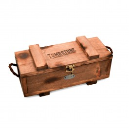 Scottsdale Tombstone 公斤銀塊專用木箱