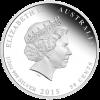 澳洲2015小胖壺和小麵餅精鑄銀幣1/2盎司_32630