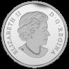 加拿大2015 歌月面具精鑄銀幣3枚套裝_33610