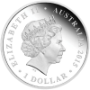 Australia 2015 Wedding Proof Silver 1 oz_33627