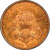 America 1897 Liberty Gold Double Eagle $20 1 oz_33909