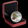 加拿大2015加拿大森林 - 沿海松樹精鑄銀幣1盎司_34333