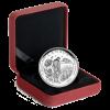 加拿大2015 100週年法蘭德斯戰場精鑄銀幣1盎司_34291