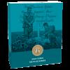 加拿大2015 100週年法蘭德斯戰場精鑄銀幣5盎司_34387